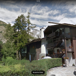 Ferrero Courmayeur Google Street